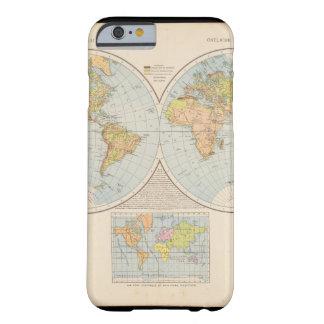 成熟させた世界地図28 BARELY THERE iPhone 6 ケース