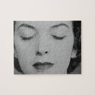 成長した女性2 ジグソーパズル