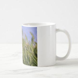 成長するムギ コーヒーマグカップ