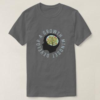 成長の考え方の教育の改良を開発して下さい Tシャツ
