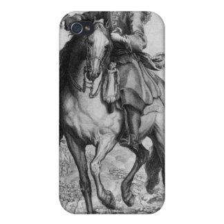 戦いのチャールズエドワードスチュワート王子 iPhone 4 カバー