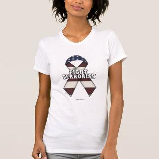 戦いのテロリズム Tシャツ