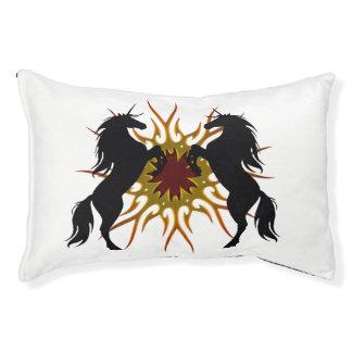 戦いのユニコーン犬のベッド