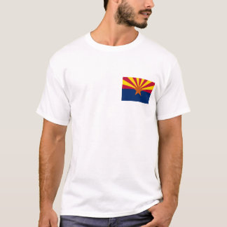 戦いの不法移民 Tシャツ