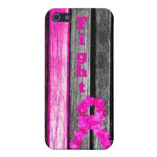戦いの乳癌 iPhone 5 カバー