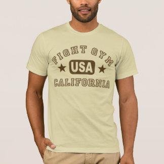 戦いの体育館カリフォルニアTシャツ Tシャツ