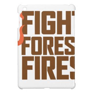 戦いの森林火災 iPad MINIケース