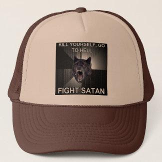 戦いのSatanの帽子 キャップ