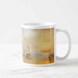 戦いのTemeraire コーヒーマグカップ