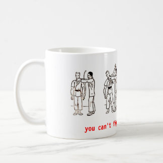 戦いクラブ コーヒーマグカップ