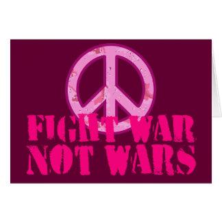 戦い戦争戦争ではなく カード