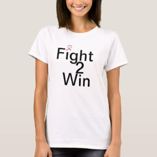 戦い2の勝利 Tシャツ