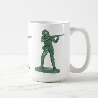 戦わない兵隊のマグ コーヒーマグカップ