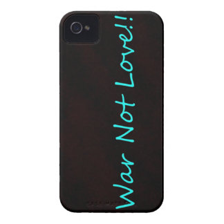 戦争ない愛 Case-Mate iPhone 4 ケース