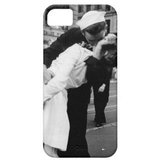 戦争のさようなら正方形に時々接吻すること iPhone SE/5/5s ケース