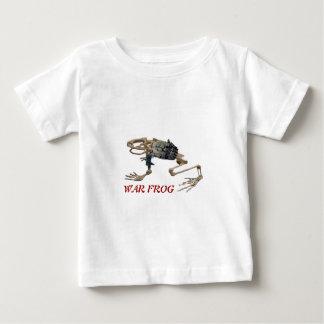 戦争のカエルの戦術的な分野 ベビーTシャツ