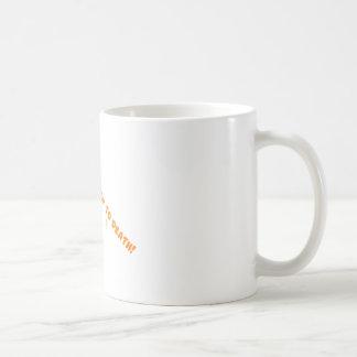戦争のスカル2 コーヒーマグカップ