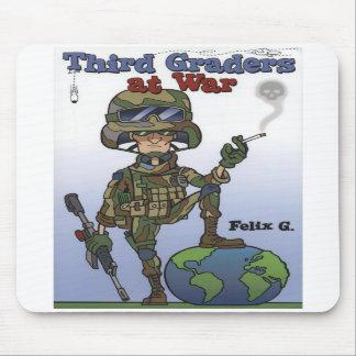 戦争のマウスパッドの第3グレーダー マウスパッド