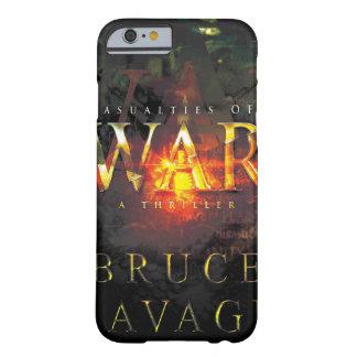 戦争の公式のiPhoneの場合の死傷者 Barely There iPhone 6 ケース