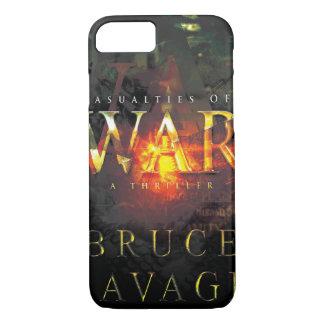 戦争の公式のiPhoneの場合の死傷者 iPhone 8/7ケース
