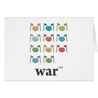 戦争の格子1 カード