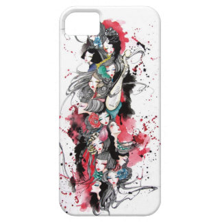 戦争の花 iPhone SE/5/5s ケース