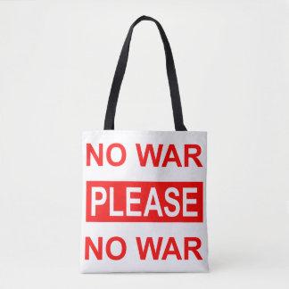 戦争の-トートバック無し トートバッグ