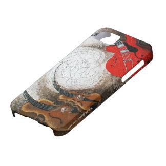 戦争のiPhone 5の穹窖の箱のひも iPhone SE/5/5s ケース