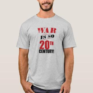 戦争はとても20世紀です! ワイシャツ Tシャツ