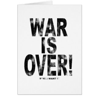 戦争はにあります(擦り切れたな一見) カード