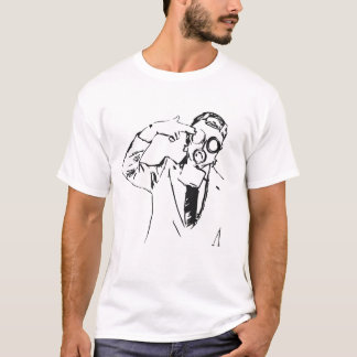 戦争は自殺2です Tシャツ