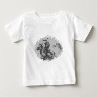 戦争への道 ベビーTシャツ