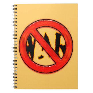 戦争無し ノートブック