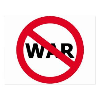 戦争無し ポストカード