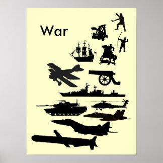 戦争 ポスター