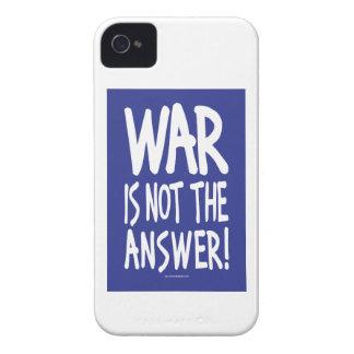 戦争、平和 Case-Mate iPhone 4 ケース