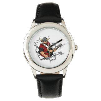 戦士の手首Timepiee 腕時計