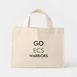 戦士は、ECS行きます ミニトートバッグ