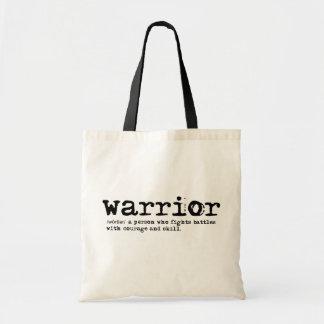 戦士定義 トートバッグ