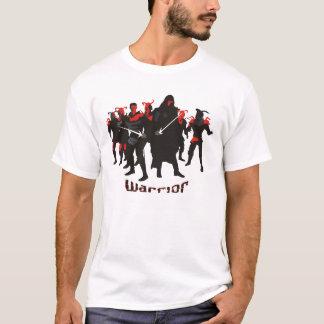 戦士 Tシャツ