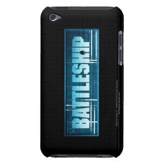 戦艦のロゴ Case-Mate iPod TOUCH ケース