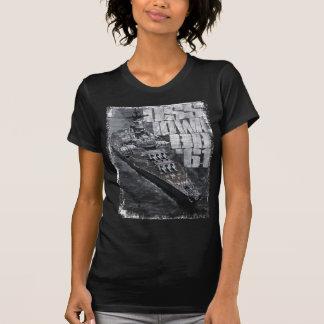 戦艦アイオワ Tシャツ