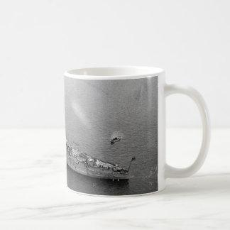 戦艦 コーヒーマグカップ