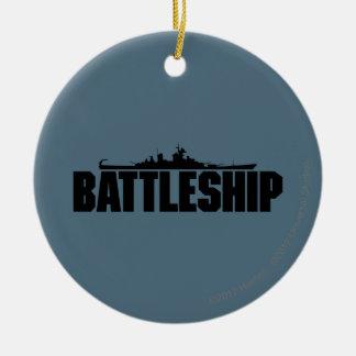 戦艦 セラミックオーナメント