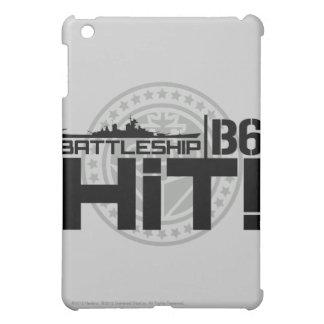 戦艦B6は2つに当りました iPad MINIケース