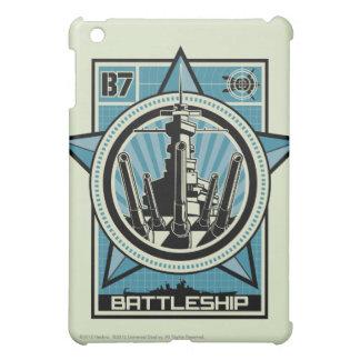 戦艦B7 iPad MINIケース