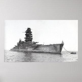 戦艦Nagato ポスター