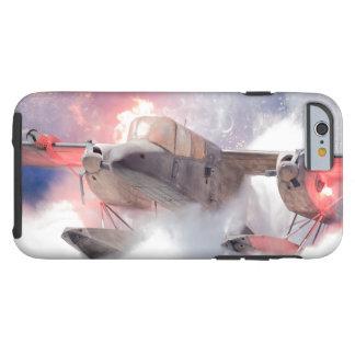 戦闘の飛行機 iPhone 6 タフケース