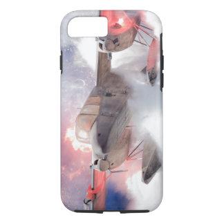 戦闘の飛行機 iPhone 7ケース