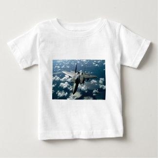 戦闘機 ベビーTシャツ
